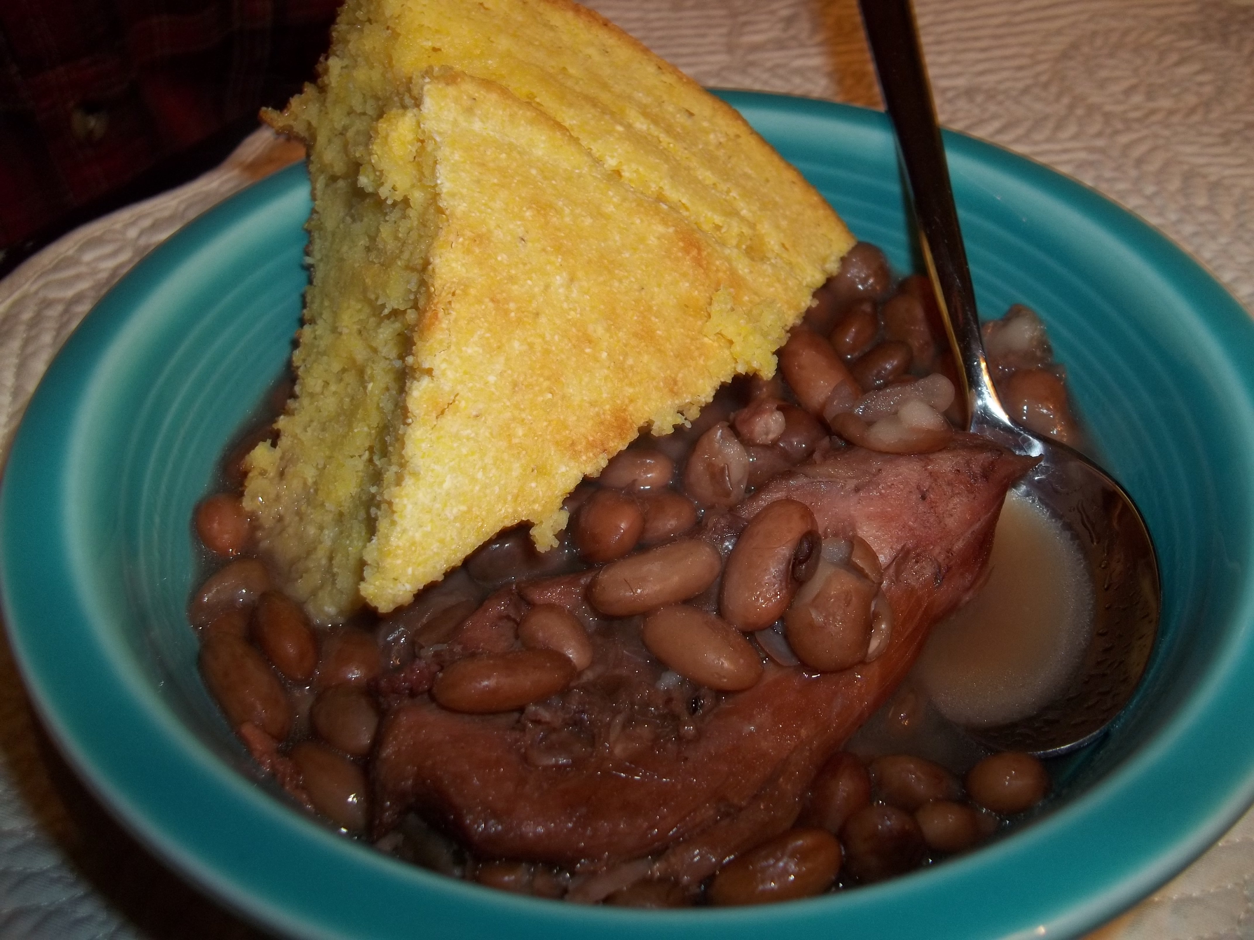 Beans and Cornbread | His and Hers Homesteading